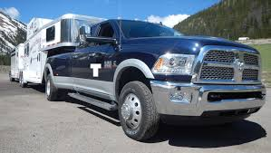 2015 ford f 450 vs 2014 ram 3500 hd with 24 000 lbs of load