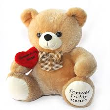 remembrance teddy bears forever in my heart teddy urn