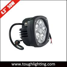 led work lights for trucks china 12v e mark 4 5 inch 50w semi round offroad cree led work