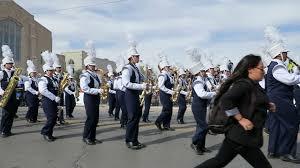 26 el paso thanksgiving parade coronado high school