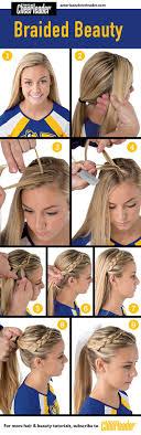 how to pull back shoulder length hair best 25 softball hairstyles ideas on pinterest softball hair