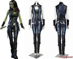 gamora costume guardians of the galaxy gamora costume deluxe