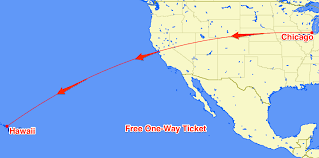 Hawaiian Airlines Route Map by Abroaders Frequent Flyer Mile Experts