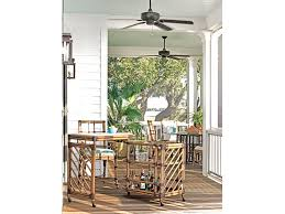 tommy bahama home bar and game room cable beach bar cart 558 862