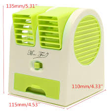 Desk Top Air Conditioner Mini Summer Small Usb Switch Battery Cold Fan Cooling Portable