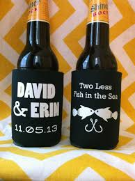 custom wedding koozies custom wedding koozies finding wedding ideas