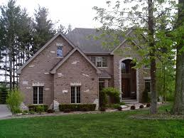 Awesome New Brick Home Designs Gallery Amazing Home Design - New brick home designs