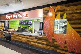 Iah Terminal Map Dining At Iah How Houston Restaurant Brands And Food Are Kept On