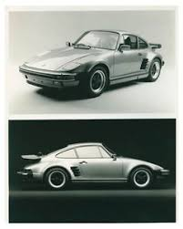 1987 porsche 911 slant nose 1987 porsche 911 930 turbo slant nose automobile factory photo
