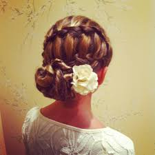 Little Girls Ponytail Hairstyles by Little Girls Hairstyle Diy U2013 Inside Out French Braided Ponytail