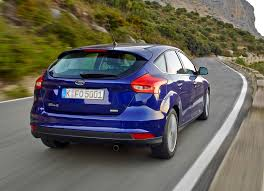 2014 ford focus tail light ford focus 1 5t ecoboost titanium x 2015 review by car magazine