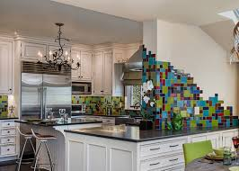 tropical kitchen tropical kitchen backsplash mercury mosaics