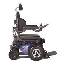 Drive Wheel Chair V6 Frontier Front Wheel Drive Wheelchair By Innovation In Motion