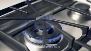 Ge Profile Gas Cooktop 30 Ge Profile Series Pgp959setss 30