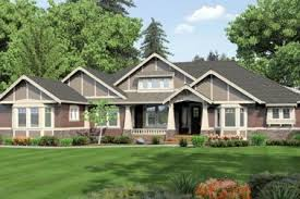 craftsman house plans one story 11 modern one level craftsman home mascord top 10 single story