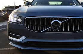 2017 volvo s90 t6 awd inscription road test review by ben lewis