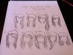 swag haircuts for girls girl manga hairstyles 1 by kirbystuffs1 on deviantart