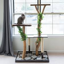 Wood Branches Home Decor Make A Real Diy Cat Tree A Full Tutorial For How I Made This Cat
