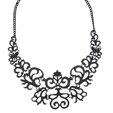 necklace trendy images Baroque and mirrors statement necklace trendy jewels jpg
