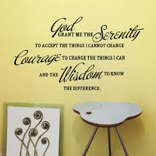 compare prices on bible quotes wall decals online shopping buy god grant me serenity prayer bible removable art quote bedroom wall sticker decal decor home decor