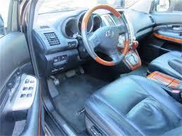 lexus rx 350 for sale in fl 2007 lexus rx350 for sale classiccars com cc 982373