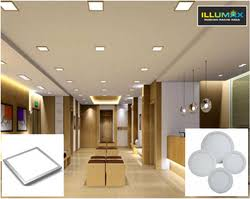Ceiling Light Led Led Fixture Occupancy Sensor Exporter From Mumbai