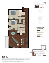 floor plans for large homes floor plans 306 west luxury apartments in downtown madison