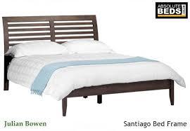 Santiago Bed Frame Santiago Bed Frame L88 In Modern Small Home Decor Inspiration With