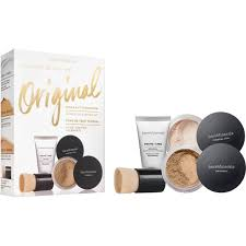 bareminerals 4 pc mineral foundation get started kit kits