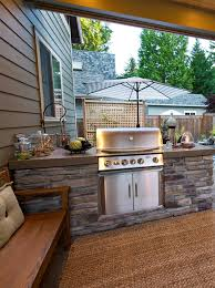 Outdoor Kitchen Patio Ideas Best 25 Outdoor Grill Area Ideas On Pinterest Grill Station