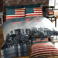 American Flag Bedding New York City Duvet Covers U2013 De Arrest Me