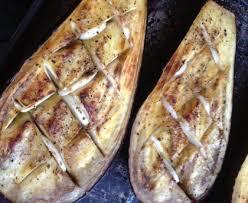 cuisiner aubergine facile aubergines au four recette de aubergines au four marmiton