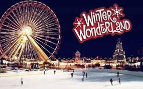 winter hyde park