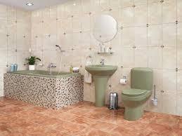 Shiny Or Matte Bathroom Tiles Ctm