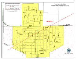 Wichita Ks Zip Code Map by Info On The 2001 Hoisington Tornado