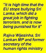The Latest Terrorist Lanka August 2010 Rajiva Wijesinha