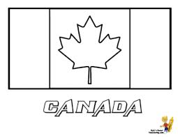 canadian flag coloring page to invigorate in coloring images