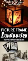 best 25 mirrored picture frames ideas that you will like on picture frame luminaries that s what che said