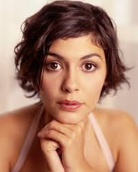 audrey tautou the pixie growing out pixie but not quite bob