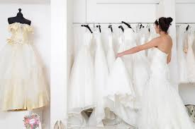 Wedding Dress Stores There Could Be A Hidden Charge When You U0027re Wedding Dress Shopping