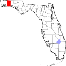 Florida Zip Code Map Baker Florida Wikipedia