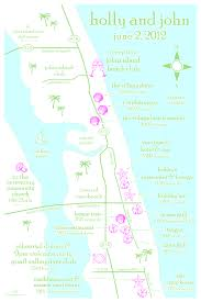 West Palm Beach Fl Map Fun Wedding Maps U2014 Custom Map Design By Snappymap