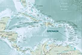 grenada location on world map operation fury the 1983 us of grenada the