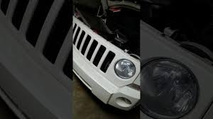 jeep patriot clutch replacement part 1 youtube
