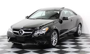 used mercedes coupe 2014 used mercedes certified e350 4matic awd coupe amg sport