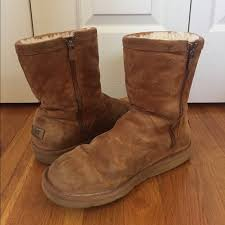 zipper ugg boots sale 90 ugg shoes sale khaki uggs with zipper and metal plate