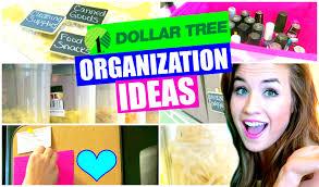 easy dollar store organization ideas organizing on a budget