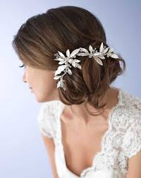 hair accessories for weddings wedding hair pins combs
