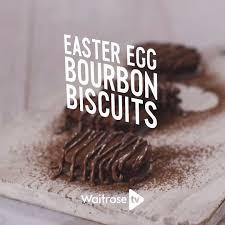 Waitrose Easter Cake Decorations by Waitrose These Indulgent And Nostalgic Bourbon Biscuits