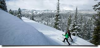 Breckenridge Colorado Map by Breckenridge Nordic Cross Country Skiing And Snowshoeing